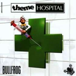 Theme Hospital cover